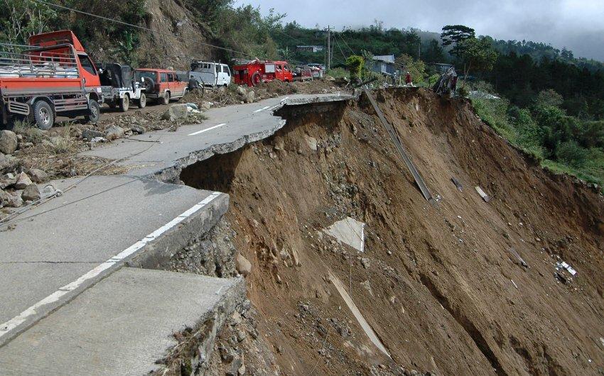 Фото недели: самые опасные дороги мира