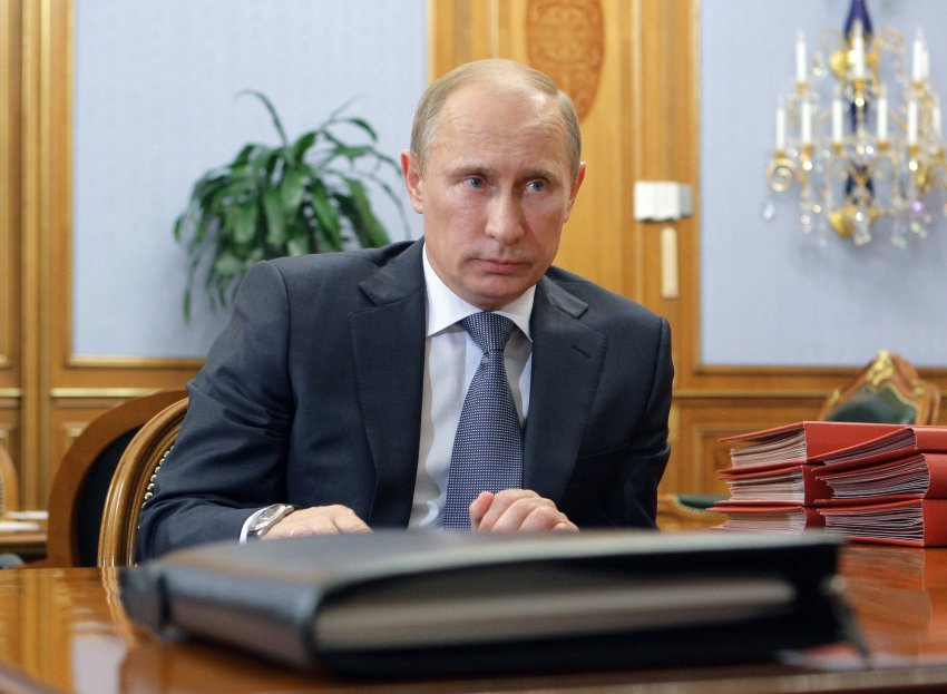 Германия оскорбила Владимира Путина «Квадригой»