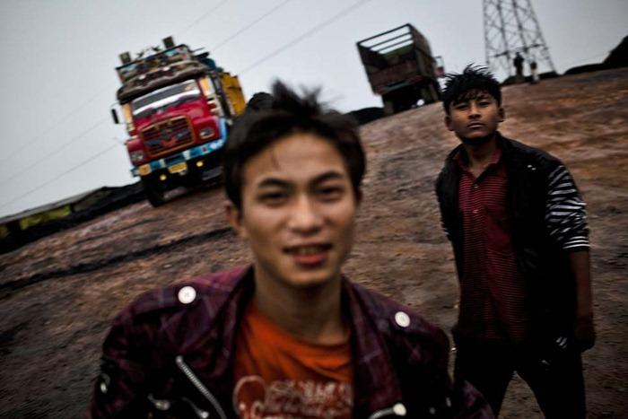 Детский труд на угольных шахтах Индии