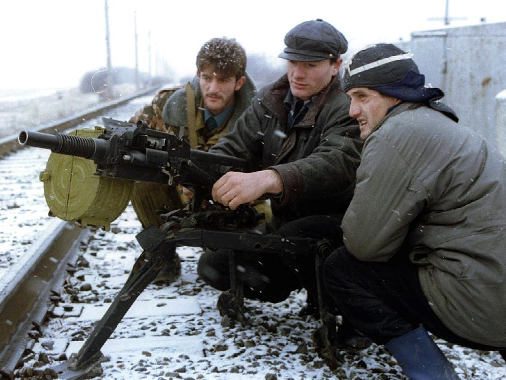 Чеченские батальоны Кремля: армия академика Кадырова