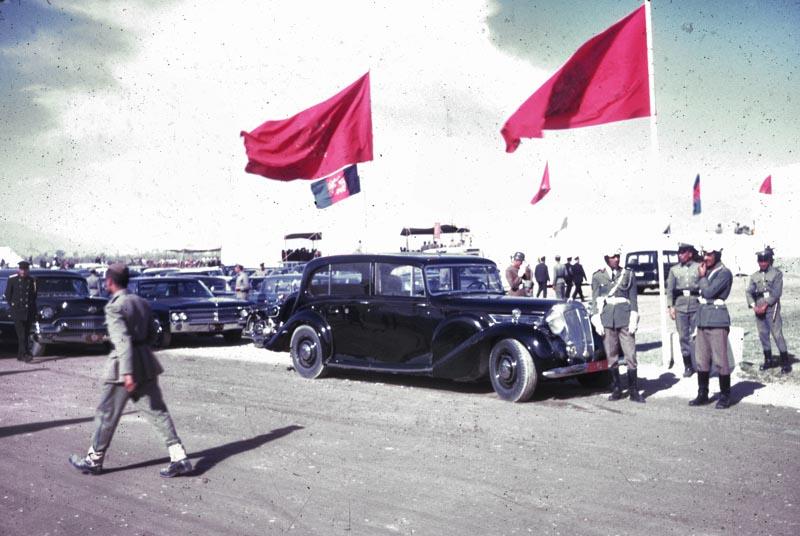 Фотографии либерального Афганистана 1950-1960-х годов