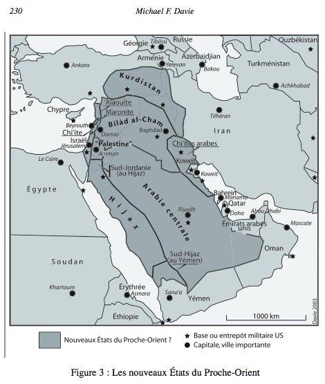 Как могут перекроить границы Ближнего Востока