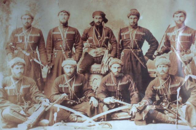 Символы доблести на Кавказе в XIX веке
