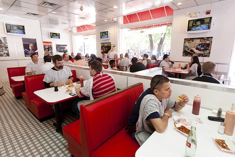 Самый вредный в мире ресторан находится в Далласе