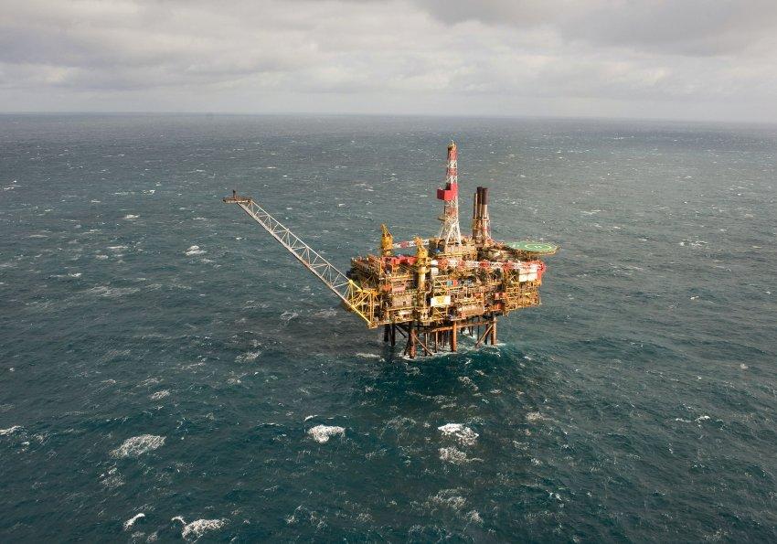 Shell и Северное море: немного нефти утекло