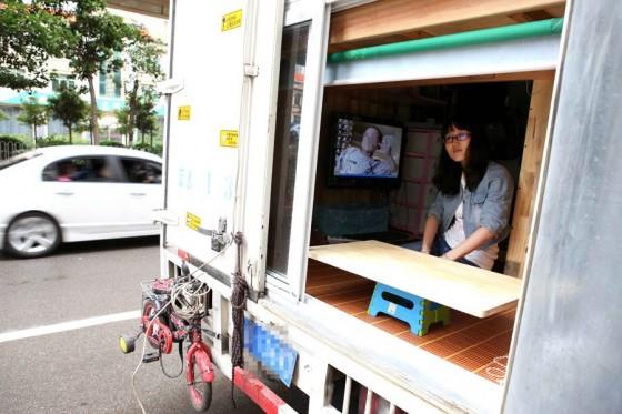 Дом на колесах: недвижимость по-китайски
