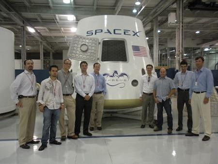Американские хайтек-компании стремятся в космос