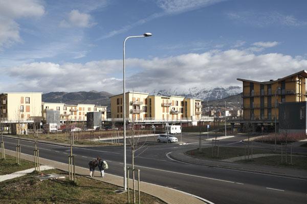 Сколько потратили на восстановление жилья в итальянской Аквиле