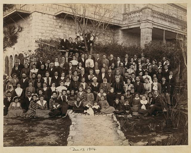 Как американские христиане строили Утопию в Иерусалиме