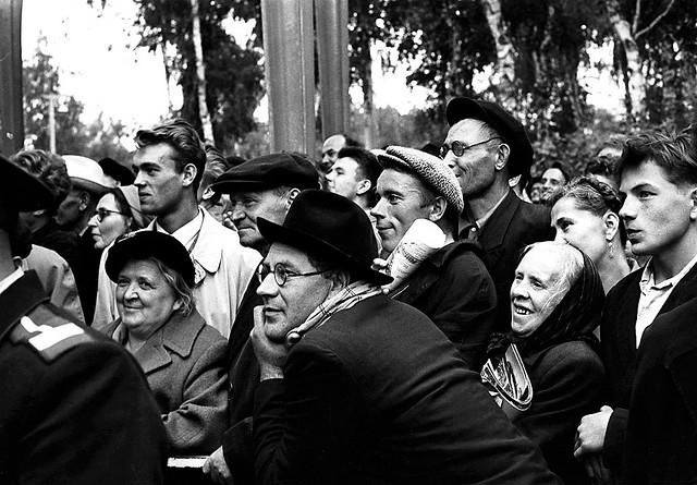 Как в 1959 году советские люди познакомились с США