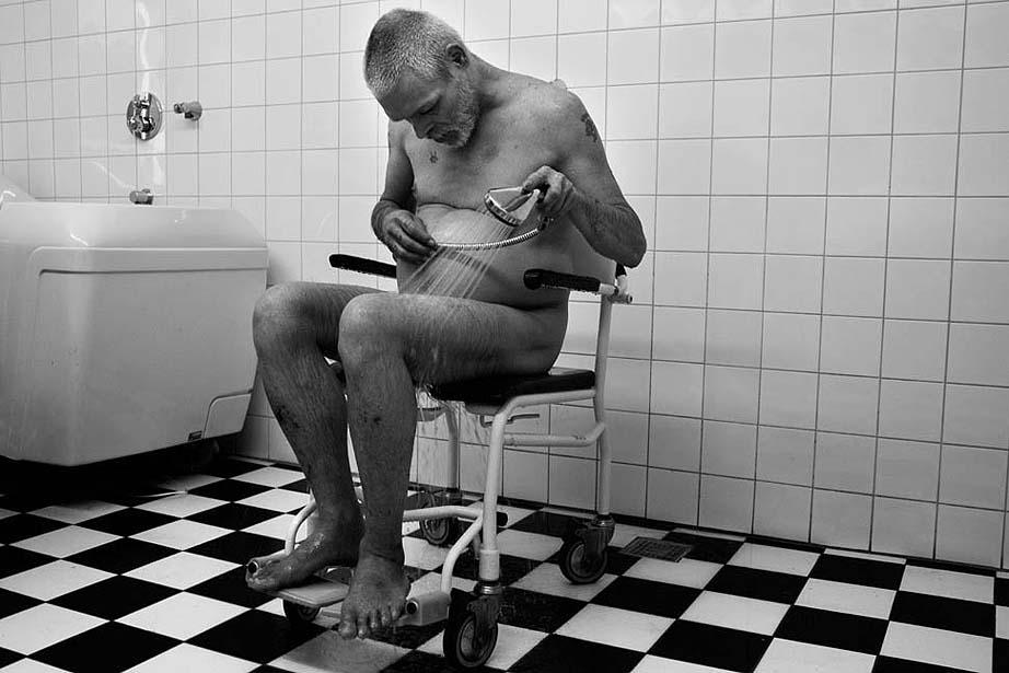 Внутри голландского приюта для наркоманов
