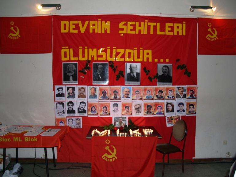 Что сегодня исповедуют коммунисты Турции и Ливана?