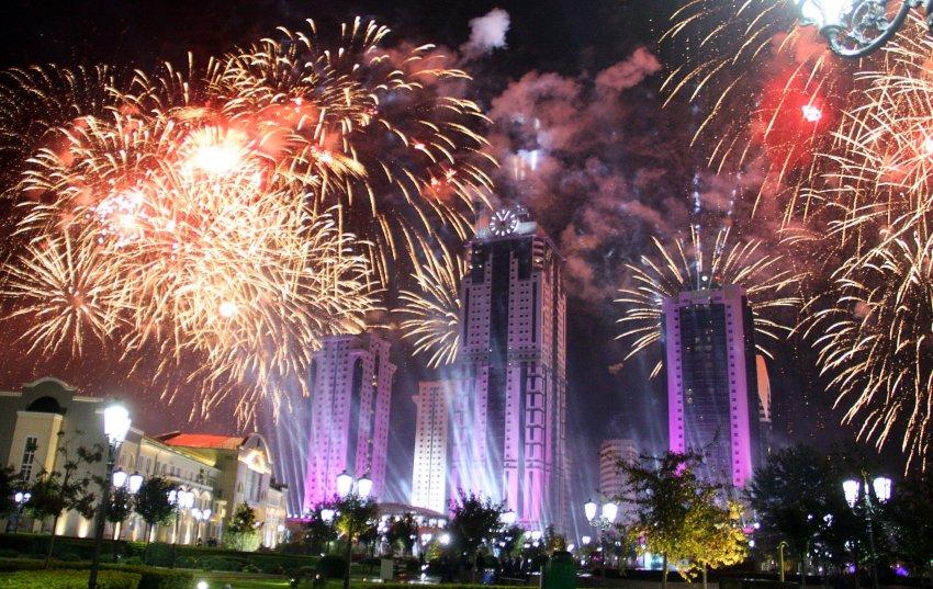 Фото дня: праздник Рамзана Кадырова