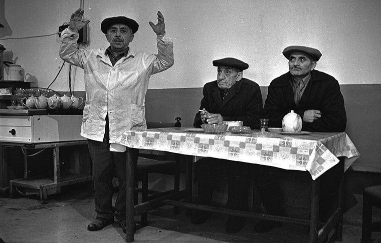 Внутренняя политика СССР: грузины против узбеков