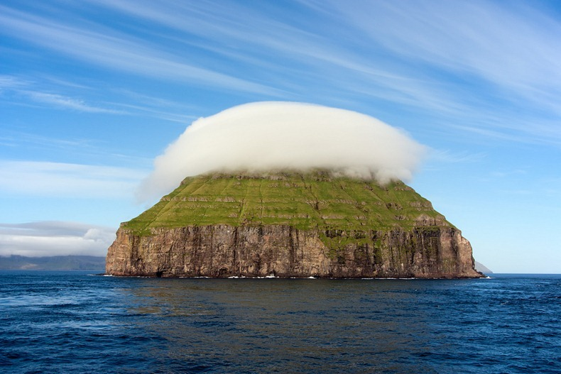 Фото дня: лики острова Малый Дуймун