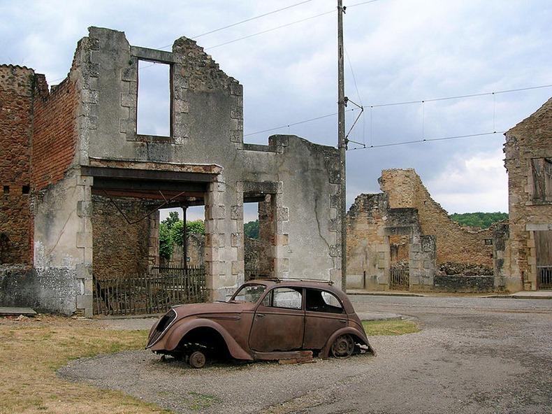 Орадур-сюр-Глейн: эхо трагедии Второй мировой войны