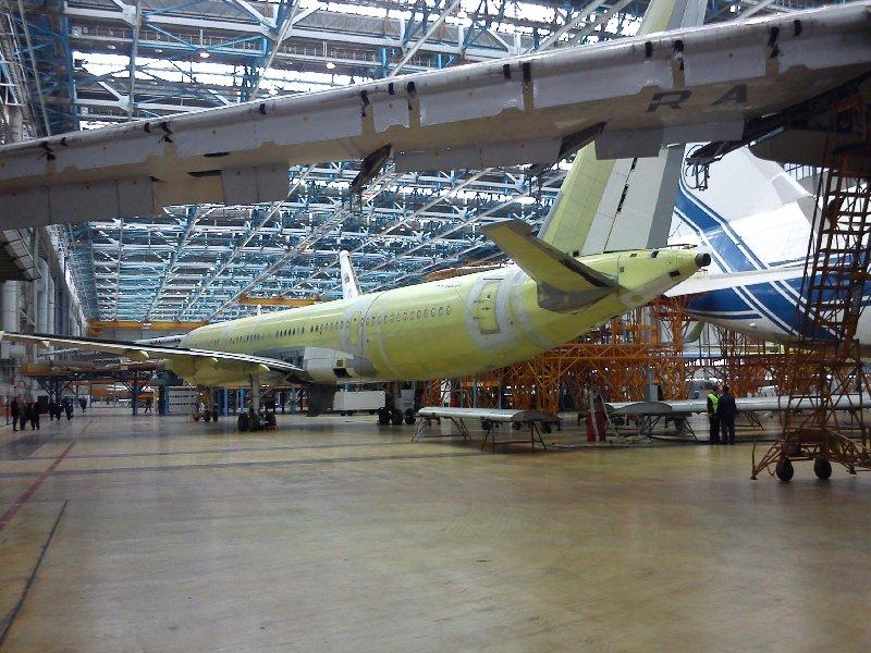 Могут ли нищие рабочие из Ульяновска делать хорошие самолёты?