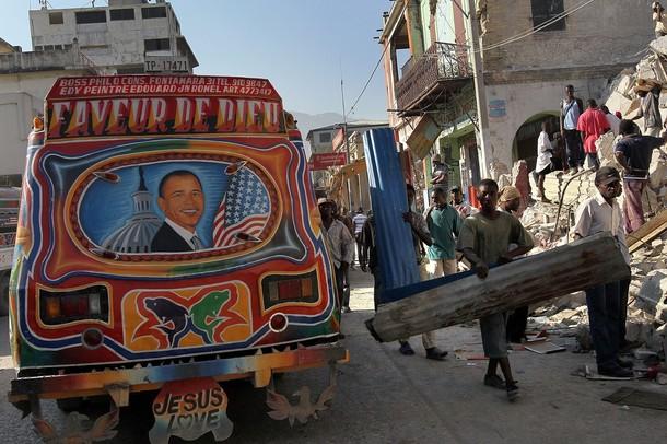 Как выглядит олигархат Гаити