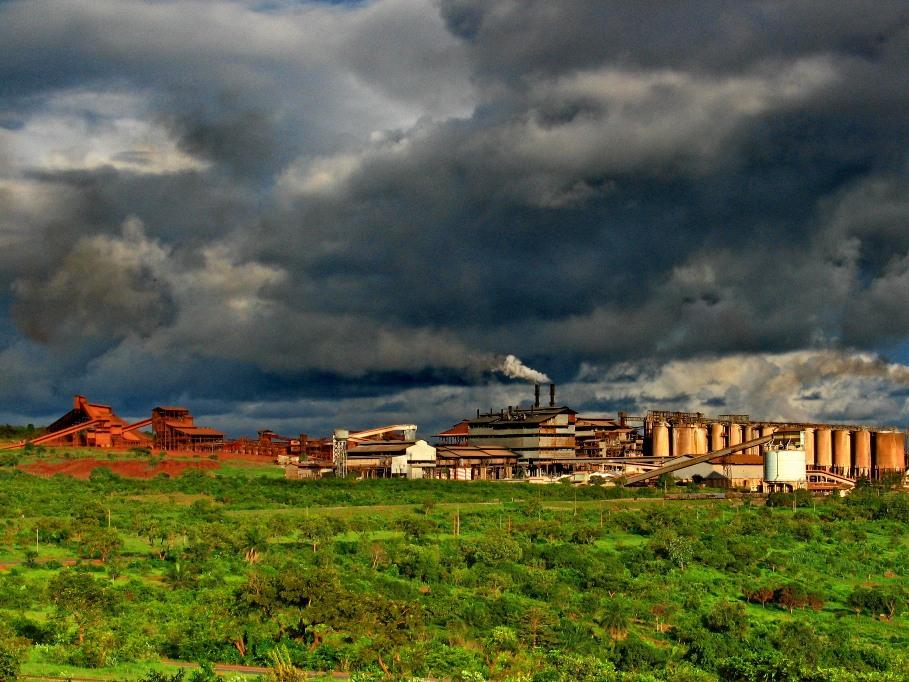 Гвинея: частная колония Олега Дерипаски в Африке