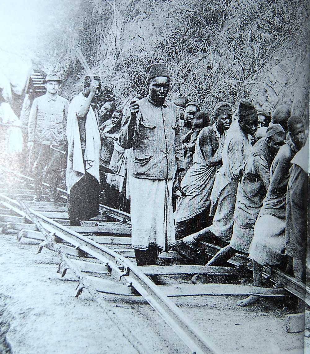 Как Второй Рейх колонизировал Танзанию