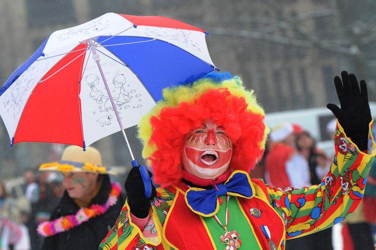 Rosenmontag: политический карнавал в Германии