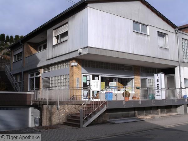 Аптека «Тигр» в Германии
