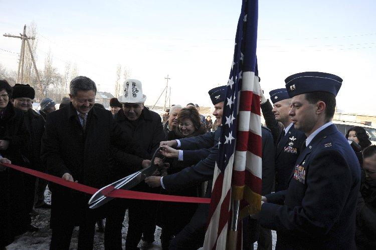 База НАТО в Киргизии как пример для Ульяновска