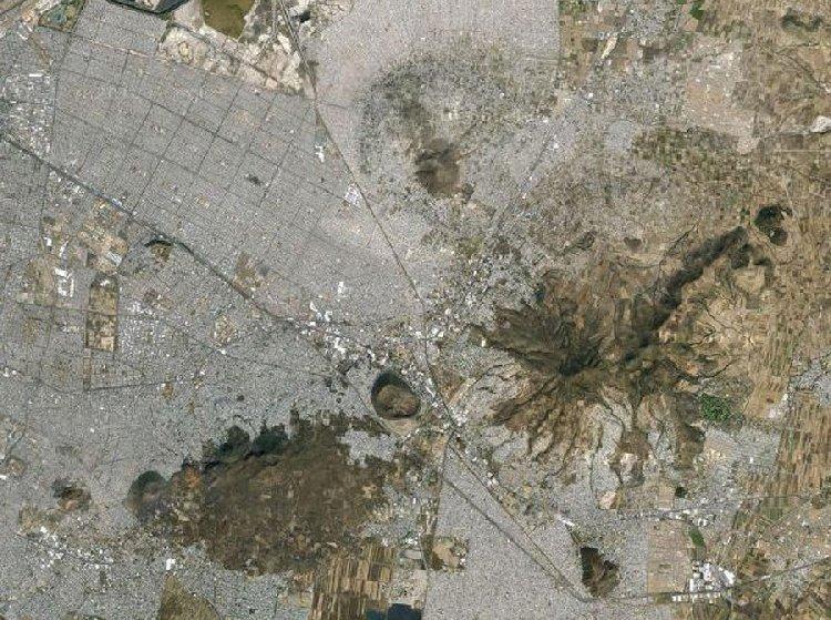 Трущобы Третьего мира на снимках из космоса