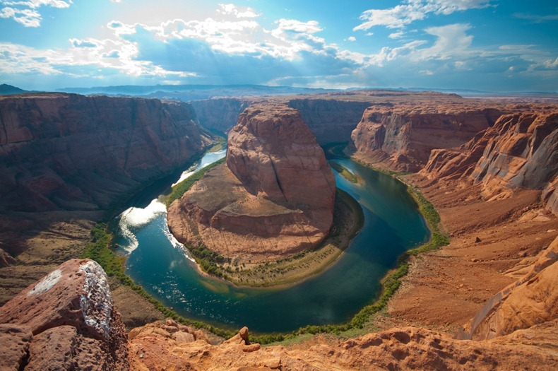 Фото недели: Horseshoe Bend в Аризоне