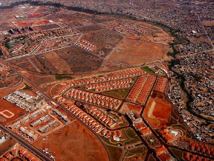 Луанда: Москва южной Африки