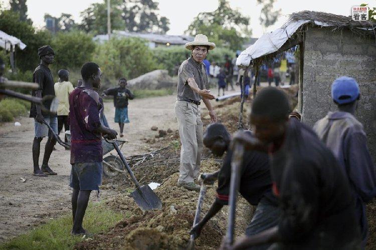 Второй мир устремился на земли Африки