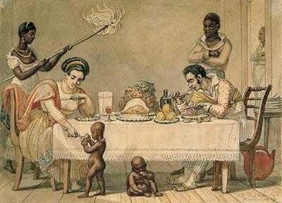 Несколько утрируя, эта ферма вообще представляла собой «либеральный рай», о котором мечтают отечественные либерал-людоеды: отсутствие зарплат у рабов не разгоняло инфляцию и не несло нагрузку на бюджет, владелец рабов – эффективный собственник снижал издержки выпускаемой им продукции.