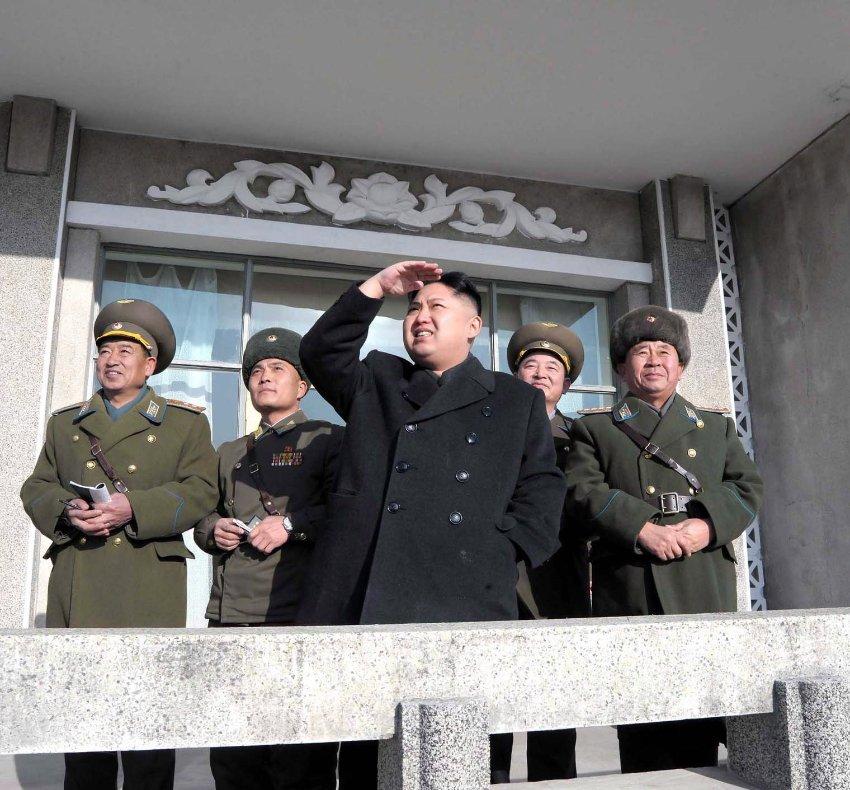 Подводная ракета Северной Кореи