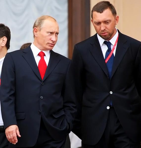 Олег Дерипаска опять споткнулся о Гвинею