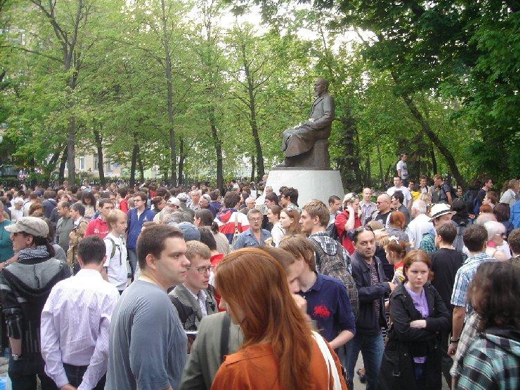 #ОкупайАбай: Путин, дай нам фиктивную экономику!