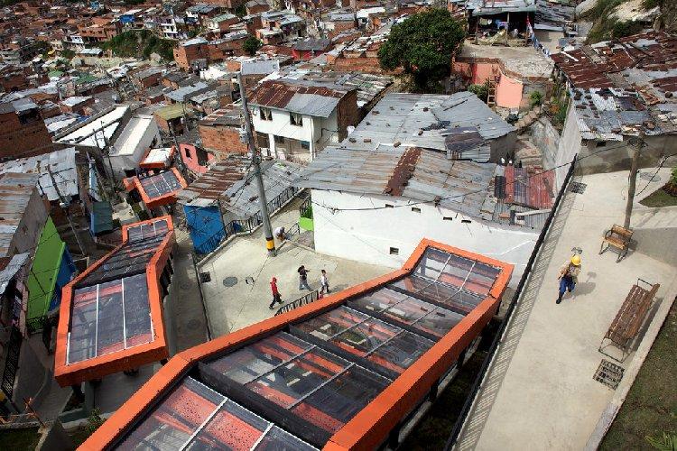 Как в колумбийском Медельине вэлфер победил сверхпреступность