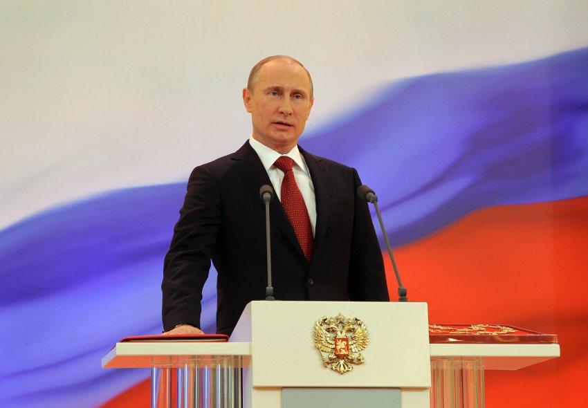 В России новый старый царь