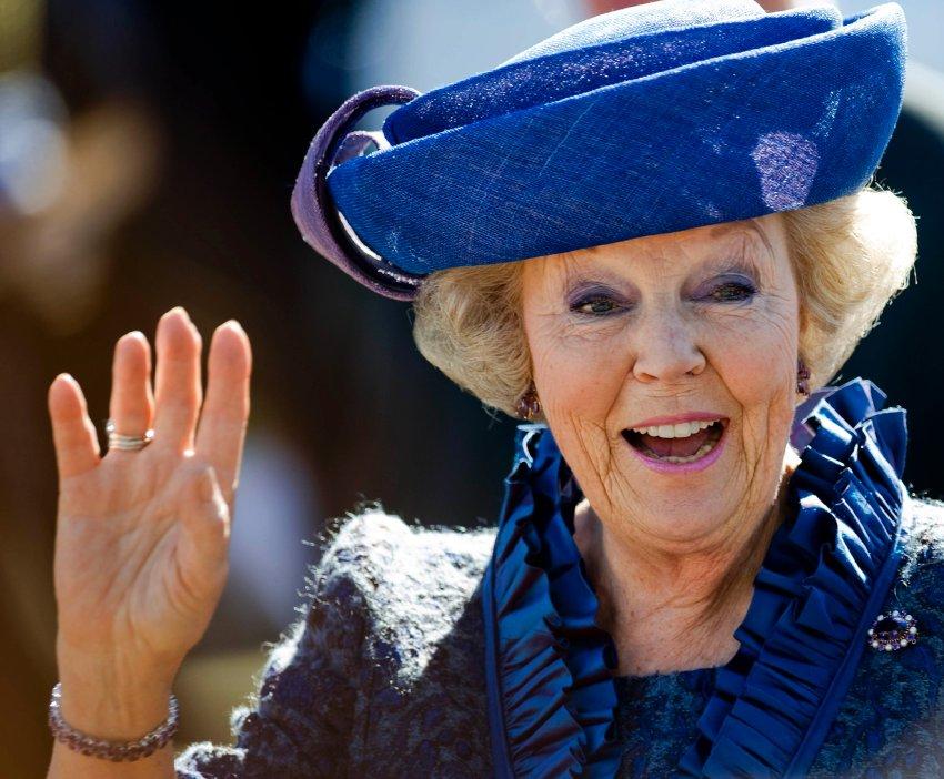 Фото недели: День королевы в Нидерландах