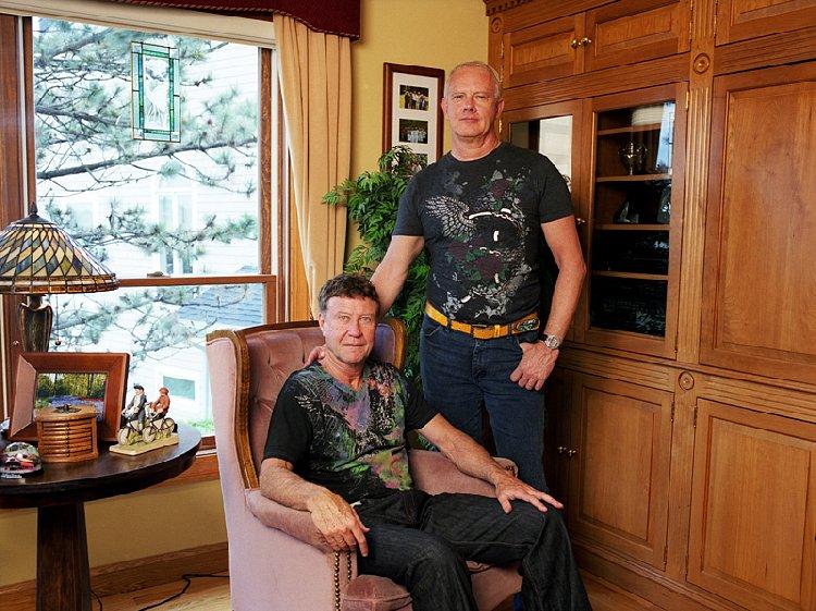 Как выглядят американские однополые семьи