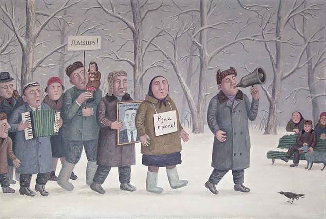Путин, Навальный и остальные – куда движется Система