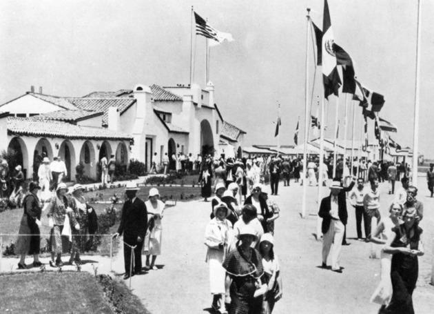 Лос-Анджелес-1932: первая Олимпийская деревня