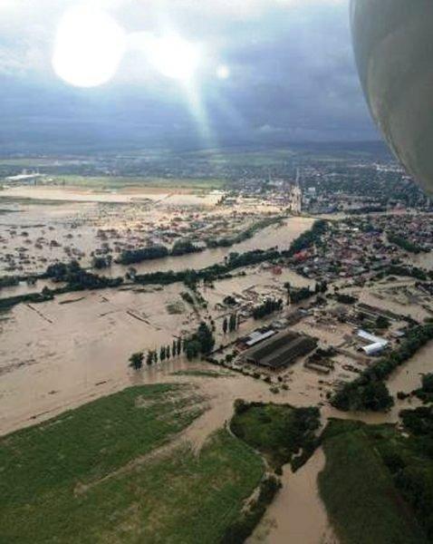 Крымск утонул