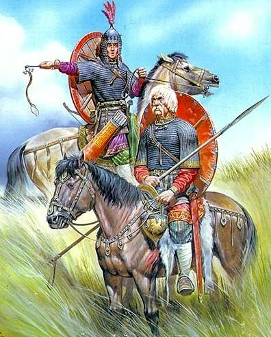 Порно монголотатарское нашествие