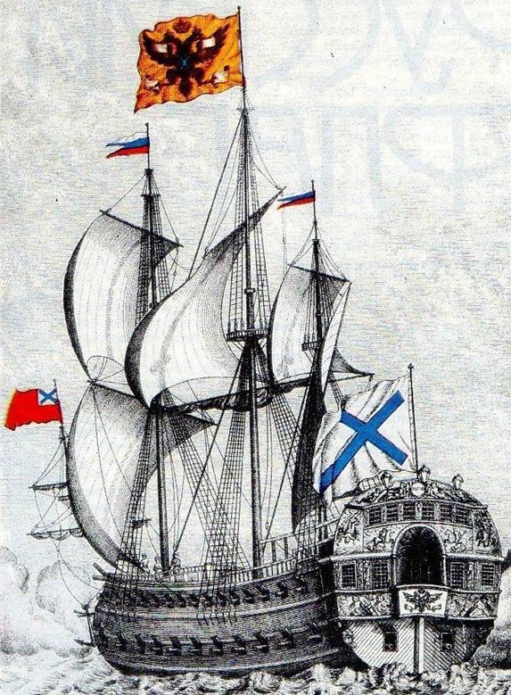Сладкие мечты о соленой воде: как сгнил флот Петра I