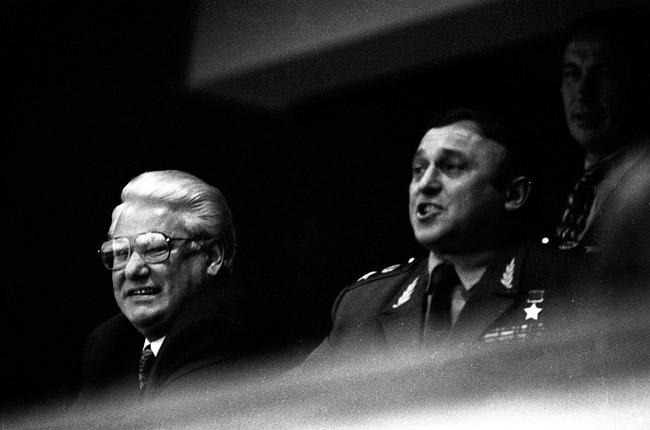 Павел Грачёв и судьба других карателей Белого Дома