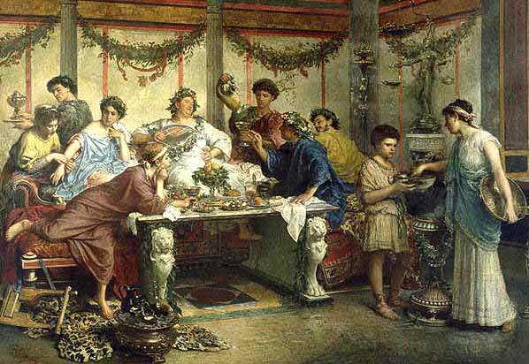 Исторический триллер: Рим от Гракхов до Спартака