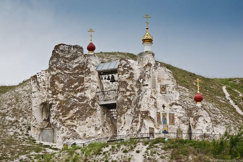 Паломничество недели: Свято-Спасский монастырь