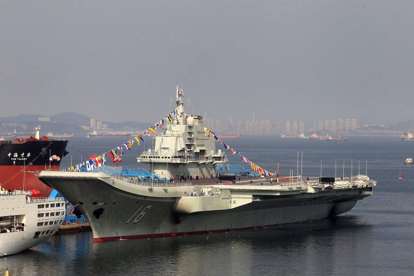 Liaoning: вторая жизнь авианесущего крейсера «Варяг»