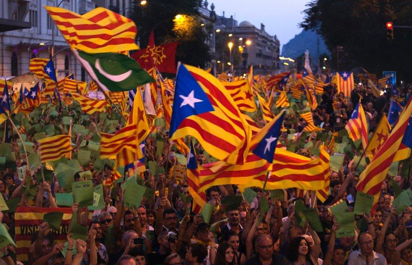 День Каталонии: сепаратизм по-европейски