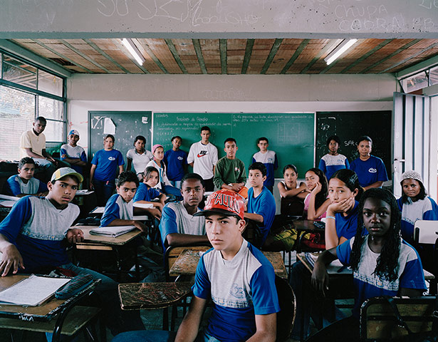 фото ню в школьном классе